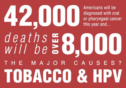 oral cancer statistics