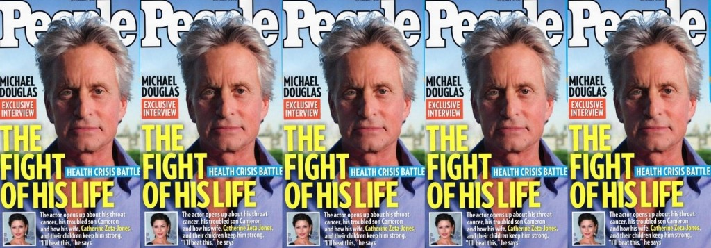 michael douglas magazine covers